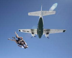 Skydiving Sunshine Coast Caloundra Tandem Skydive 15,000ft