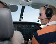 Light Aircraft Flying Lesson Melbourne 30 Minutes