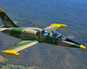 Jet Fighter Flight, L-39 Top Gun Mission, 25-minute - Hunter Valley