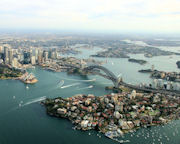Helicopter Scenic Flight for 2, 30min - Olympic Park and Sydney Harbour SPECIAL OFFER - THIRD PERSON FLIES FOR FREE!