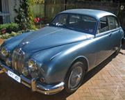 Car Hire, Jaguar Mk II For A Day - Sydney