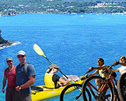 Manly Tri-Adventure - Biking, Hiking & Kayaking