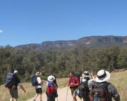 Blue Mountains 3 Day Six Foot Track Hike Katoomba to Jenolan Caves