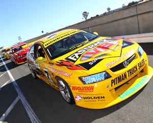 V8 Drive & Hot Laps (FRONT SEAT!), 9 Lap Combo - Calder Park, Melbourne