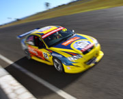 V8 Race Car Drive AND Ride SPECIAL OFFER HALF PRICE HOT LAPS (FRONT SEAT!) - Barbagallo Raceway, Perth