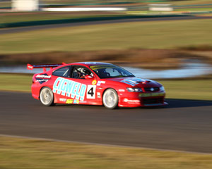 V8 Drive & Hot Laps (FRONT SEAT!), 9 Lap Combo - Mallala, Adelaide