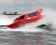 Jet Boat Charter for 12 people, 60 minute - St Kilda, Melbourne