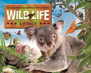 VIP Guided Tour of WILD LIFE Sydney