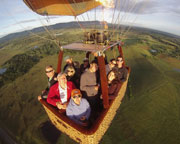 Hot Air Ballooning In A Small Group, Weekday Flight - Hunter Valley