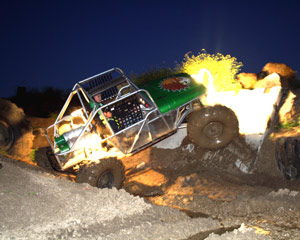 Extreme Monster 4X4 Comp Drive, NIGHT SESSION - Avalon Raceway