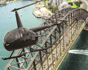 Helicopter Scenic 20 Minute Private Flight for 2 - Sydney Harbour