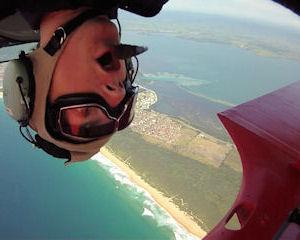 Aerobatic Stunt Flight In A Bi plane 45 Minute Stunt Flight Wollong