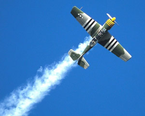 Aerobatic Warbird Flight 30 minute Brisbane