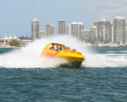 Jet Boat Ride, SPECIAL OFFER 4th PERSON GOES FREE - Central Surfers Paradise, Gold Coast
