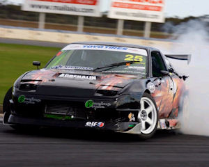 Learn to Drift - Queensland Raceway, Brisbane