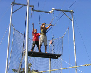 Trapeze, Learn the Flying Trapeze for 2 - Melbourne