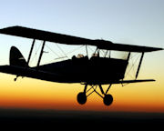 Tiger Moth, Scenic Joy Flight, 30 minute - Melbourne