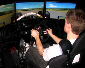 F1 Racing Simulator - Kingston Park Raceway