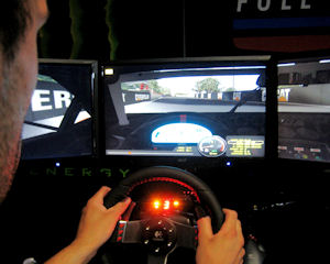 V8 Racing Simulator - Gold Coast