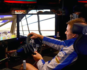 V8 Racing Simulator - Kingston Park Raceway