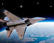 MiG-29 Flight to the Edge of Space - Nizhny Novgorod, Russia