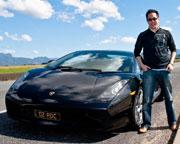 Ferrari and Lamborghini Drive - Gold Coast