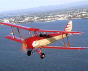 Tiger Moth, 30 Minute Scenic and Aerobatic Flight - Brisbane