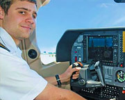 Learn to Fly, Pilot Training, 60 Minutes - Melbourne