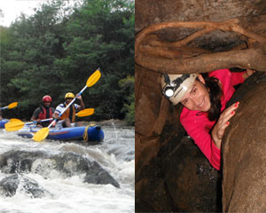 Kayak And Caving Adventure, Full Day - Melbourne