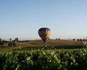 Hot Air Balloon Flight for 2, Weekend Flight includes Full Gourmet Breakfast - Hunter Valley