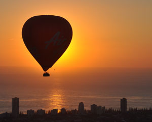 Hot Air Balloon For 2 - SPECIAL OFFER - Gold Coast