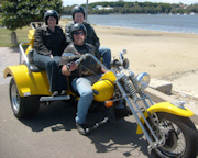 Trike Tour, 1 Hour, Three Bridges Tour for 2 - Sydney
