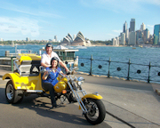 Trike Tour, 1 Hour, City Explorer Tour for 2 - Sydney