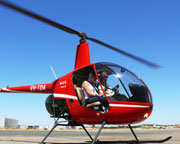 Helicopter, Learn to Fly an R22, 35 min - Perth