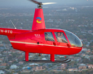 Helicopter Private Scenic Flight 30 Minutes  Perth  Adrenaline