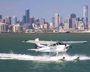 Melbourne Coastal Seaplane Flight to Half Moon Bay for 2 - 25 minutes