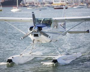 Melbourne Coastal Seaplane Flight to Half Moon Bay for 2 - 25 minutes