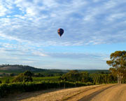 Hot Air Ballooning for 2 - Barossa Valley, Adelaide
