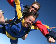 Skydiving Hunter Valley - Weekend Tandem Skydive 14,000ft