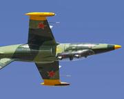Jet Fighter Flight, L39 35-minute Combat Strike Mission - Lismore