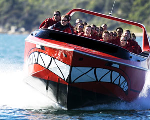 Jet Boat Circular Quay 30 Mins For 2
