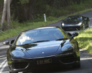 Ferrari and Lamborghini Drive plus Passenger SPECIAL OFFER - DOUBLE YOUR DRIVE! - Gold Coast