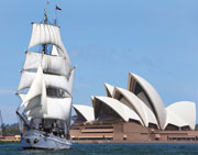 Sailing, Tall Ships - Convicts, Lunch and FREE Open Bar - Sydney Harbour