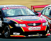 V8 Race Car Drive, 5 Laps Holden or Ford - Queensland Raceway