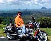 1 Hour Harley Davidson Tour of Brisbane