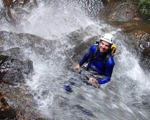 Abseiling and Canyoning Combo Blue Mountains