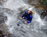 Abseiling and Canyoning Combo - Blue Mountains