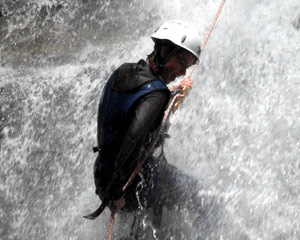 Canyoning, Full Day, Intermediate - Blue Mountains