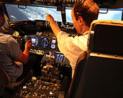 Boeing 737 Flight Simulator Darling Harbour, Sydney - 45 Minute Scenic Flight