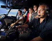 Boeing 737 Flight Simulator Brisbane - 60 Minute City Flyer